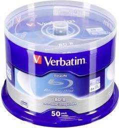 Verbatim Data Life BD-R SL 25GB 6x 50szt. (43838)