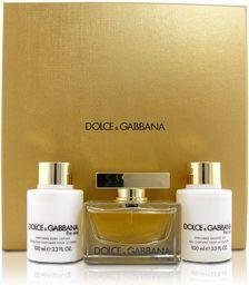 Dolce & Gabbana SET Dolce & Gabbana The One (W) edp 75ml + blo 100ml + sg 100ml