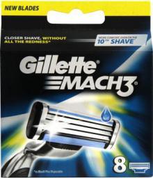 Gillette Mach 3 (M)  8szt
