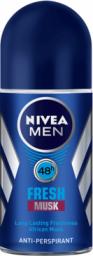 Nivea Men Fresh Musk 48h 50ml