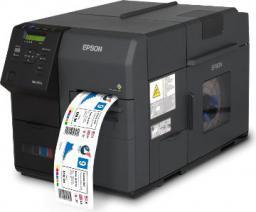 Drukarka etykiet Epson COLORWORKS C7500G (C31CD84312)