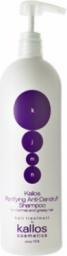 Kallos KJMN Anti Dandruff Shampoo (W) 1000ml
