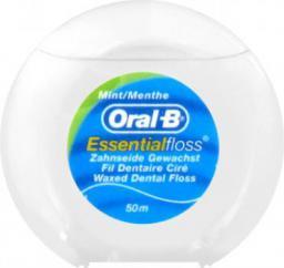 Oral-B Essential Floss (U) nić dentystyczna miętowa 50m