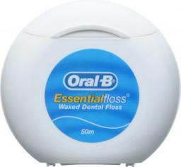 Oral-B Essential Floss (U) nić dentystyczna 50m
