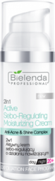 Bielenda Professional 2w1 Active Sebo-Regulating Moisturizing Cream W 50ml