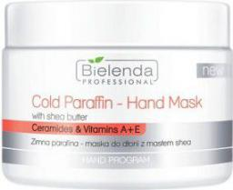 Bielenda Professional Cold Paraffin-Hand Mask With Shea Butter maska do dłoni z masłem shea 150g