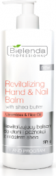 Bielenda Professional Revitalizing Hand & Nail Balm With Shea Butter Rewitalizujący balsam do dłoni SPF6 500ml
