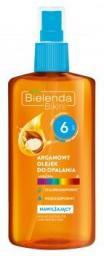 Bielenda BIKINI Arganowy olejek do opalania SPF 6 150ml