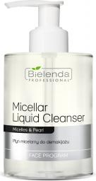 Bielenda Professional Micellar Liquid Cleanser Płyn micelarny do demakijażu 300ml
