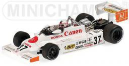 Minichamps March Honda F2 812 #37 Satoru Nakajim (MC-417810237)