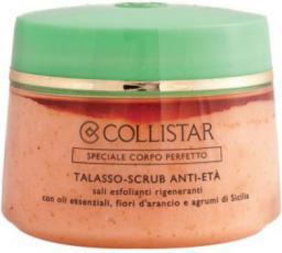 Collistar Collistar Talasso Scrub Anti-Eta (W) przeciwstarzeniowy scrub do ciała 700g