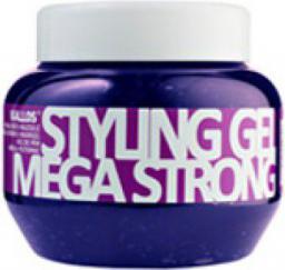 Kallos Styling Gel Mega Hold Żel do stylizacji włosów (fioletowy) 275ml
