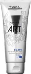 L'Oreal Paris Tecni Art Fix Max Żel utrwalający do włosów 200ml