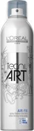 L´Oreal Paris Tecni Art Air Fix 5 Spray utrwalający do włosów 400ml