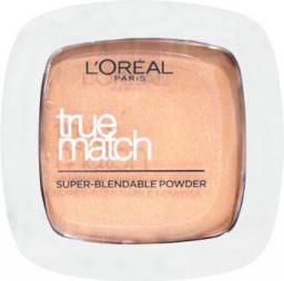 L'Oreal Paris True Match Powder Puder w kamieniu W1  Golden Ivory 9g