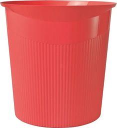 Kosz na śmieci HAN 13L czerwony (HN1814047-04)