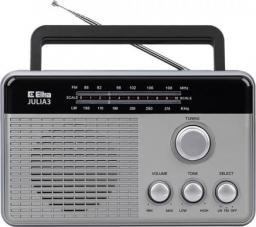 Radio Eltra JULIA 3 srebrne