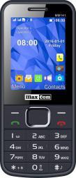 Telefon komórkowy Maxcom MM 141 Grafit (DualSIM)