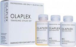 Olaplex  SET Traveling Stylist Kit kuracja regenerująca do włosów No.1 100ml + No.2 200ml
