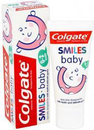 Colgate PASTA SMILES BABY (0-2 LAT) 50ML