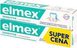Elmex  Pasta do zębów Sensitive 2x75ml
