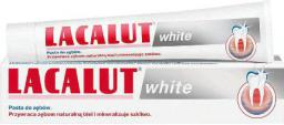 Lacalut  Pasta do zębów White wybielająca 75ml