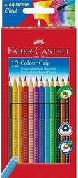 Faber-Castell Kredki GRIP 12 kolorów 2001 KPL