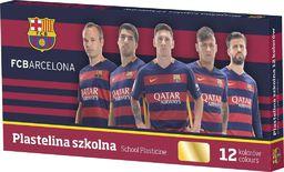 Astra PLASTELINA SZKOLNA 12 KOLORÓW - FC BARCELONA - zakupy dla firm - 301216004