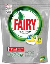 Fairy Tabletki do zmywarki Platinum Lemon 37szt. (8001090033130)