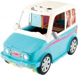 Mattel BARBIE Wakacyjny pojazd piesków - DLY33
