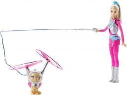 Mattel BARBIE i latajacy kotek (DWD24)