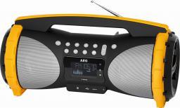Radioodtwarzacz AEG SR 4367 AUX, USB, Bluetooth, pilot, IP44 (odporność na pył)