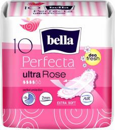 Bella Perfecta Ultra Rose Podpaski higieniczne 10szt