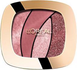 L'Oreal Paris Color Riche Quad Cienie do powiek S10 Seductive Rose 2,5g