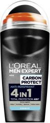 Loreal L'Oreal Men Expert Carbon Protect Antiperspirant (M) antyperspirant w kulce