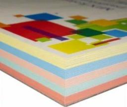 Emerson Papier ksero A4 80g Mix kolorów 100 arkuszy