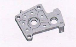 VRX Racing Gear Mounting Plate (VRX/RH5021)