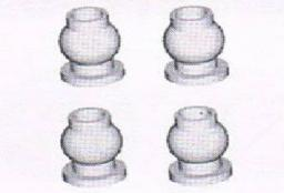 VRX Racing Ball End for Suspension Arm (VRX/RH5034)