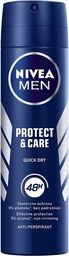 Nivea ANTYPERSPIRANT PROTECT & CARE SPRAY 250 ML MĘSKI