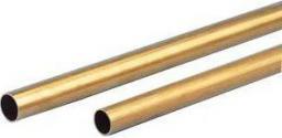 TPC Rurka mosiężna O 4,0/3,05x1000 mm (RUR/MO/4,0/3,05/1000)