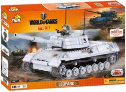 Cobi WOT Leopard I - 3009