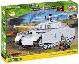 Cobi Panzer IV F1/G/H niemiecki czołg średni - 2481