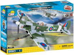 Cobi Supermarine Spitfire Mk VB myśliwiec brytyjski  (CB-5512)