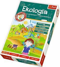 Trefl Gra Mały Odkrywca idzie do szkoły - Ekologia - 01363