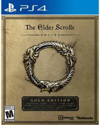 The Elder Scrolls Online: Złota Edycja PS4