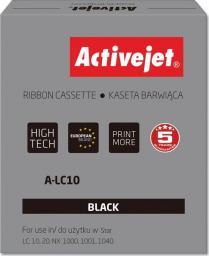 Activejet Taśma do drukarki zastępująca Star LC10, LC20, NX1000, NX1001, NX1040 czarna (A-LC10)