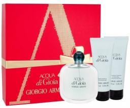 Giorgio Armani Acqua di Gioia Zestaw dla kobiet