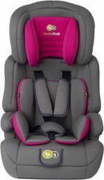 Fotelik samochodowy KinderKraft Comfort Up Różowy (KKCMFRTUPPNK00)