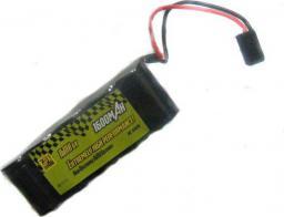 GPX Extreme 1600mAh 6V NiMH JR - Płaski (GPX/60016)
