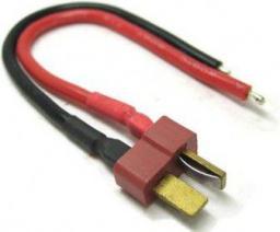 GPX Extreme Złącze T-dean męskie z kablem 14AWG 10cm (GPX/AM-9016B)